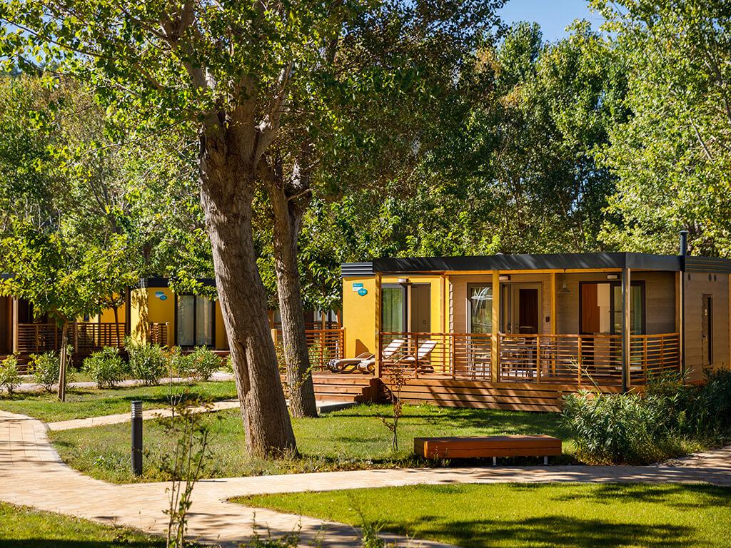 Mobilheim Lopar Garden Premium Family - San Marino Camping Resort ...