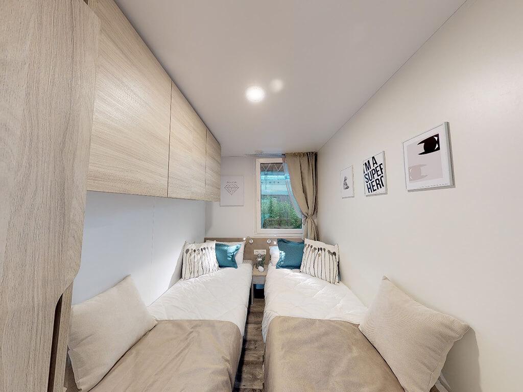 Mobilheim Belvedere Family 3 Bedrooms Campingplatz Belvedere Vranjica Split Trogir Dalmatien Split Region